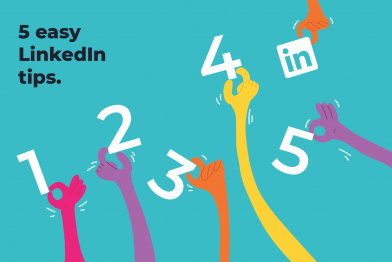 PS Blog 5EasyLinkedinTips Thumbnail 1